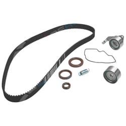 Timing Belt + Tensioner Kit suits Toyota Camry 2.2L SDV10 SXV10R SXV20R 4cyl 5S-FE DOHC Engine 1993 to 2002