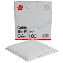 Sakura Cabin Pollen Air Filter suits Toyota Prado 02~09 GRJ120R KDJ120R RZJ120R