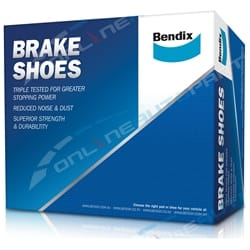 Brake Shoes Lining (Rear) Bendix