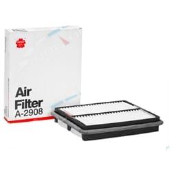 Sakura Air Filter Cleaner Daewoo Nubira J100 J150 4cyl X20SED 2.0L 1998cc Engine 1998 1999 2000 2001 2002 2003   FA2908