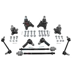 Ball Joints. Tie Rods, Rack Ends, Sway Bar Links Suspension Joint Kit Cozza | ZPN-32819