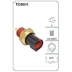 1 x Coolant Temp ECU Sensor (Tridon) | TCS011