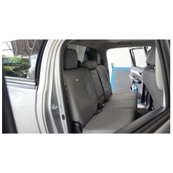 Seat Cover Set (Rear) Aftermarket Canvas Seat covers
