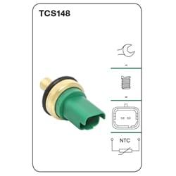 1 x Coolant Temp ECU Sensor (Tridon) | TCS148