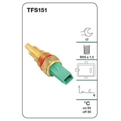 Cooling Fan Switch (Tridon) | TFS151