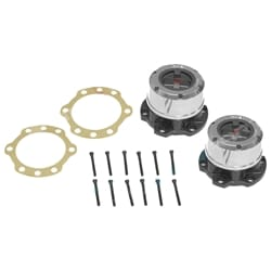 Set of 2 Free Wheeling Hub BWS