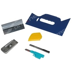 Home, Office Professional Window Tinting Tool Kit Application of Glass Tint Film