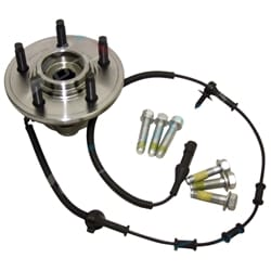 Front Wheel Bearing Hub Ford Explorer UT UX UT New Assembly Left or Right Side + Studs + Sensor