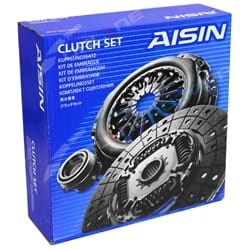 Genuine Aisin Clutch Kit suits Hilux RN85R RN90R 22R 2.4L Petrol Ute 1988 1989 1990 1991 1992 1993 1994 1995 1996 1997 | ATY013K
