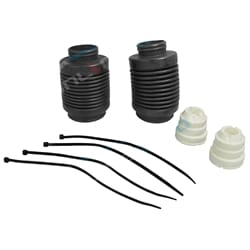 Front Strut Shock Absorber Bump Stop + Boot Kit Strut Bump Stop Aftermarket OEM Replacement | SBK95