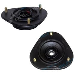 2 Shock Strut Rubber Mount suits Toyota Corolla AE111 AE112 XLI GLI Front Top 48609-12330 New 1997 to 2001