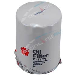 Spin On Oil Filter Sakura C1121 (Cross Refer Z9)