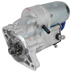 Starter Motor suits Toyota Hiace LH103 LH113 LH125 LH51 LH61 LH71 4cyl 2L 3L 1983 2000 11 Tooth | SMN017
