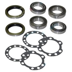 L+R Rear Wheel Bearing Kit Wheel Bearing MRK
