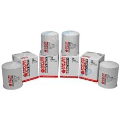4 Pack Oil Filter suits Toyota Landcruiser 2H 12H-T Diesel HJ47 HJ60 HJ75 2H 40 60 70 Series