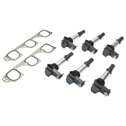 Ignition Coil - Set of 6 AC Delco