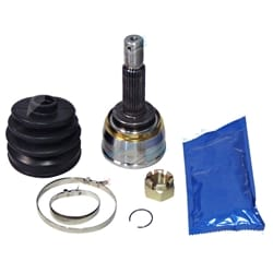Outer CV Joint & Boot Kit Hyundai Excel X1 X2 X3 1986 to 2000 Constant Velocity Joint