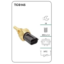 1 x Coolant Temp ECU Sensor (Tridon) | TCS145