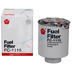 Sakura Fuel Filter Interchangeable with Ryco Z252X | FC1115