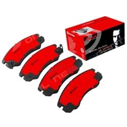 Disc Brake Pad Set (Front) Brembo | P59020