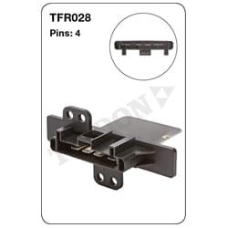 1 x Heater Fan Resistor (Tridon) | TFR028