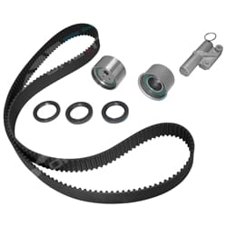 Timing Belt + Tensioner Kit for Delica Van V6 6G72 3.0L 24v SOHC PF6W Space Gear 1994~2006 2972cc Mitsubishi Engine | TB123HT