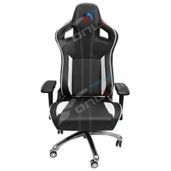 Office Chair PU Leather Gaming Sports Car Style - Home Automotive Racing | MS-B20