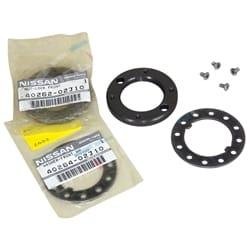 Front Hub Axle Lock Nut Kit Nissan Patrol GU Y61 incl Safari | ZPN-03741