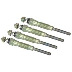4 Diesel VSP Glow Plugs suits Toyota Hilux LN40 2.2L SOHC 4cyl L 2.2L 1979~1984
