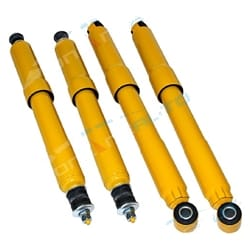 4x 35mm Gas Shock Absorbers Shock Absorber Ultima