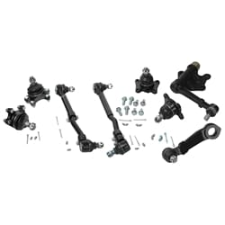 Ball Joints Side Rods Idler & Pitman Arm Kit Hilux Surf KZN130R LN130R VZN130R 1991 1992 1993 1994 1995 Toyota 4X4 Wagon | CSCKIT8