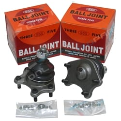 2 Japnese 555 Upper Ball Joints Hilux 4Runner Surf LN130 RN130 VZN130 YN130 1989-1996 Toyota Wagon | ZPN-12260