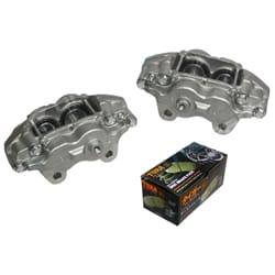 Brake Calipers Disc Pads Hilux 4x4 79-88 LN46 LN60 LN65 RN36 RN46 YN60 YN65 YN67 LN46 LN60 LN65 RN36 RN46 YN60 YN65 YN67
