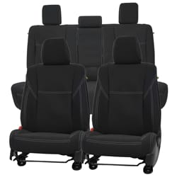 Front and Rear Seat Cover Set Seat Cover Set Aftermarket | MD280KIT