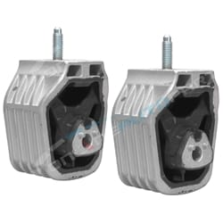 Front Set of 2 Engine Mount Transgold