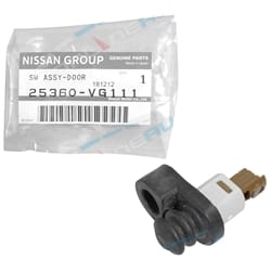 Courtesy Light Door Switch (Brown 1 pin) Door Part Genuine Nissan | 25360VG111