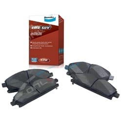 Front Disc Brake Pad Set Bendix Nissan T30 XTrail 2001-2007 X-Trail 4x4 4wd Wagon