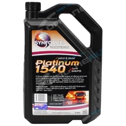Synforce Platinum 1540 Diesel Engine Oil - 5L