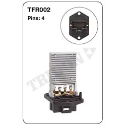 1 x Heater Fan Resistor (Tridon) | TFR002