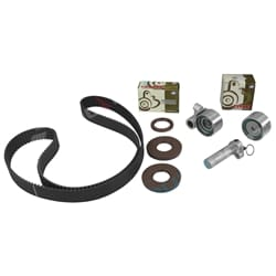 Timing Belt + Hyd Tensioner Kit suits Toyota Landcruiser 2UZ-FE 100 200 Series 4.7L V8 UZJ100 UZJ200 Engine | ZPN-05706