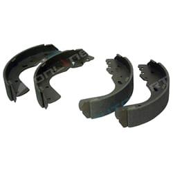 Rear Brake Shoe Set Courier Ranger PE PG PH PJ 4wd 1999-2009 4X4 Ford Ute - Petrol + Diesel | ZPN-07312