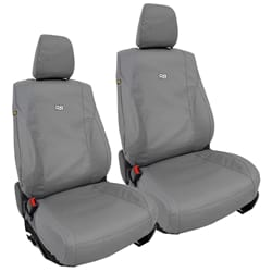 Seat Cover Set (Front) Aftermarket Canvas Seat covers