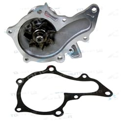 Water Pump suits Toyota Corolla 4cyl AE90 AE92 6AFC 1.4L 4AFC 1.6L Carby Engine CS SE CSX Seca 1989 to 1994 | ZPN-01059
