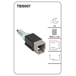 1 x Brake Stop Light Switch (Tridon) | TBS007