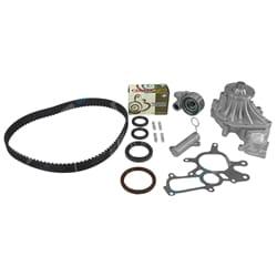 Timing Belt Auto Tensioner Water Pump Kit suits Toyota Hiace Van 1KD-FTV 2KD-FTV Diesel KDH Series D-4D