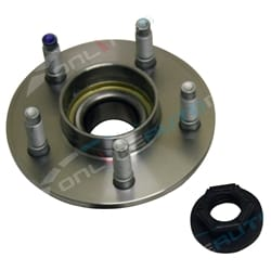 Front Wheel Bearing Hub + Nut Kit AU BA BF XR XT XL RTV XLS S SE SR XR6 XR8 Ghia