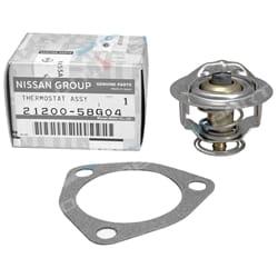 Thermostat + Gasket Genuine Nissan | ZPN-35619