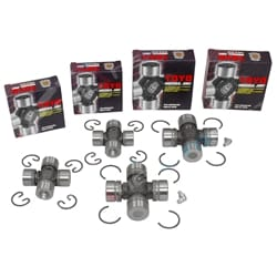 Universal Joint Kit of 4 - Triton MJ 1992-1996 V6 6G72 3.0L 4X4 Mitsubishi Ute - Front + Rear Set
