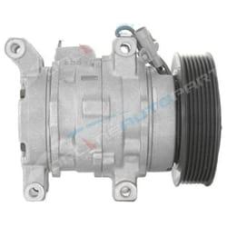 Air-Con Air Conditioner Compressor Hilux KUN16R KUN26R 1KD-FTV 3.0L Turbo Diesel 2005 2006 2007 2008 2009 2010 2011 2012 2013 14 15 | ZPN-23666