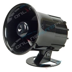 Wolf Whistle Car Horn Siren Speaker 12 volt Electric Bike Truck Novelty New | ZPN-00864